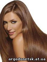 Лечение волос с продукцией АРГО